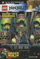 Night of the Nindroids by Greg Farshtey