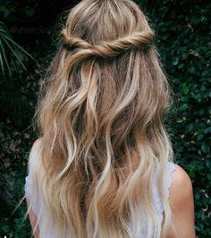 Wedding Braided Curly Hairstyles