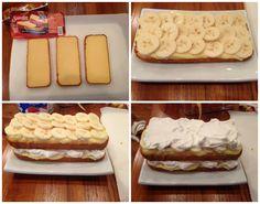 No Bake Banana Pudding Pound Cake. Fred MeyerBaked ...