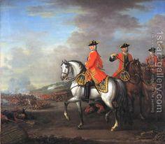 DETTINGER: Sombrero con un aspecto de pavoneo militar, su nombre se deriva de la batalla de Dettinger 1743.