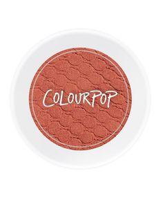 Colourpop Blush Quarters - румяна представлены в невероятно насыщенных матовых оттенках. По текстуре напоминают что-то среднее между сухими и кремовыми.