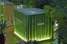 Banheiros Ecotransportáveis / SJ2A
