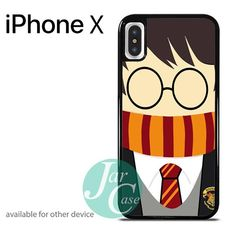 harry potter cartoon Phone case for iPhone X