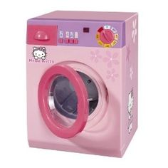 Simba 104767541 – Hello Kitty and Washing Machines Hello Kitty Haus, Hello Kitty Zimmer, Hello Kitty Kitchen, Hello Kitty Rooms, Little Girl Toys, Toys For Girls, Kids Toys, Minecraft Pixel Art, Minecraft Skins