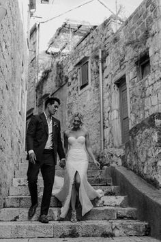 The LANE Real Weddings / An Oceanside wedding in Croatia / LANE handpicked photographer Joseph Willis