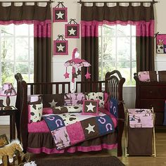 cute baby cowgirls room