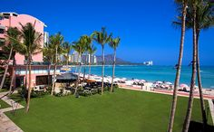 Luxury Beachfront Hawaii Resorts | The Royal Hawaiian, A Luxury Collection Resort - Take a Tour | Luxury Family Oahu Resorts