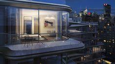 520 West 28th Street - Design - Zaha Hadid Architects