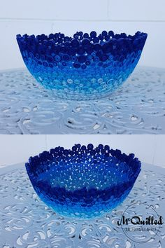 This beautiful big bowl was made as a lockdown creation in April of 2020, and as soon as it was taken out of its form, it sold. The blue ombre style gradient gives this bowl a touch of class, and it has been popular with fans of blue. Measuring approx 245mm in diameter x 130mm deep Ombre Style, Paper Bowls, Big Bowl, Paper Artist, Blue Ombre, Serving Bowls, Decorative Bowls, Art Pieces, Fans