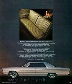 Chrysler Newport 4dr HT