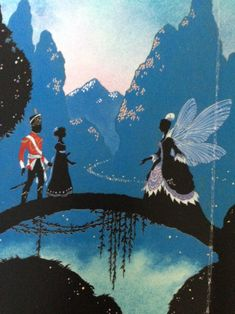Niroot Puttapipat's exquisite illustrations for The Nutcracker
