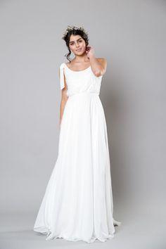 AUDREY wedding dress by Sally Eagle Bridal