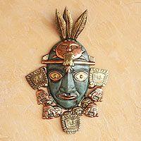 Inca Warrior from @NOVICA, They help #artisans succeed worldwide.