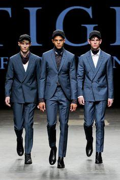 Farb- und Stilberatung mit www.farben-reich.com # Tiger of Sweden Men's S/S '15
