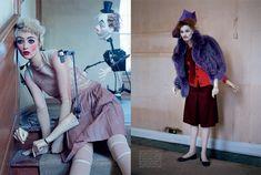 Mechanical Dolls - Vogue Italia - Oct 2011 - Notorious Magazine