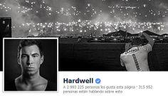 Hardwell llegando a los 3 millones de Likes y nosotros gracias a nuestro público de Hardwell Mexico llegaremos a los 20,000 Likes!  Hardwell y nosotros regalaremos algo cuando lleguemos a la cifra!  Gracias por todo su apoyo SPACEMANS!