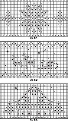 Die 85 Besten Bilder Von Filethäkeln Crochet Doilies Filet