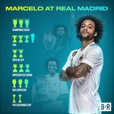 Marcelo at Real Madrid