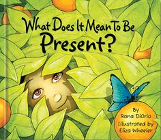 What Does It Mean To Be Present (Hardcover).  Like what you see? ** Follow me on www.MommasBacon.com **