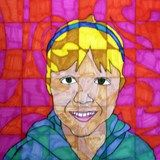 Artsonia Art Exhibit :: Ms. Finnerty's Chuck Close Portraits--- 5th grade!??? really?