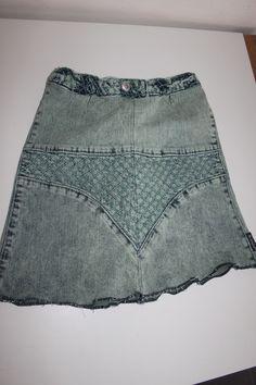 Rokje van oude jeans gemaakt door A-leebel! Lace Shorts, Women, Fashion, Moda, Fashion Styles, Fashion Illustrations, Woman