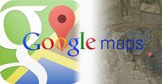 10 Lugares usted no está permitido ver en Google Maps