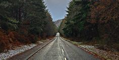 Foss Road Pitlochry