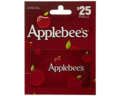 Enter to Win A $25 Applebee's Gift Card - Ends August 2nd at Midnight