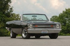 1969 Dodge Dart GT Covertible - 440 Six Pack