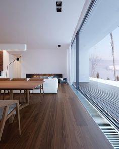 #Casa Pentruzi de Odihna by Line #Architects © Line Architects #designandlive