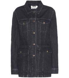mytheresa.com - Gwen denim jacket - Luxury Fashion for Women / Designer clothing, shoes, bags