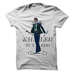 killer tuxedo - #sweatshirts for men #white hoodie mens. SIMILAR ITEMS => https://www.sunfrog.com/Gamer/killer-tuxedo.html?60505