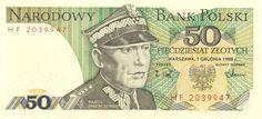 Motivseite: Geldschein-Europa-Mitteleuropa-Polen-Złoty-50.00-1988