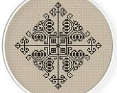 Items similar to Instant Download,Free shipping,Cross stitch pattern, Cross-Stitch PDF, vintage chinese folk,chinese wedding  pattern design ,zxxc0424 on Etsy