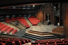 Greer Garson Theatre - About - Meadows School of the Arts - SMU