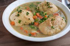 October 12th Meal Plan Photos - Veggie Pot Pie
