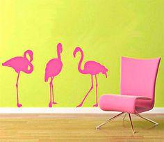 www.livingwalldressers.com wp-content uploads siluetas-de-flamencos-en-vinilo-Living-Walldressers1.jpg