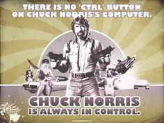 lol I love Chuck Norris jokes