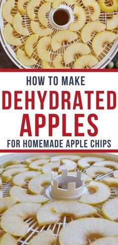 Dehydrated Apples, Dehydrated Vegetables, Dehydrated Food, Dehydrated Banana Chips, Veggies, Dehydrator Recipes, Nesco Dehydrator, Yummy Snacks, Healthy Snacks