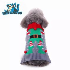 Check out this product on Alibaba App Wholesale Acrylic Festival Christmas Winter Warm Lovely Pet Dog Sweaters Pet Dogs, Pets, Dog Sweaters, Winter Hats, App, Check, Christmas, Xmas, Apps