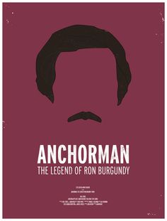 Anchorman - already a classic American #comedy