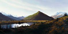 Oil on belgian linen. Landscape Art, Landscape Paintings, Oil Paintings, Wilson Art, New Zealand Landscape, New Zealand Art, Nz Art, Artwork For Home, Digital Art