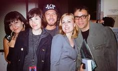 Sleater Kinney with Eddie Vedder and Fred Armisen