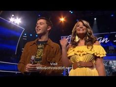 "Lauren Alaina sang with Scotty McCreery ""American Honey"" on 2011 American Idol, Season 10, 4/2011. ""American Honey"" was written by Cary Barlowe, Hillary Lindsey and Shane Stevens; Lady Antellum."