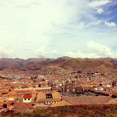 #cusco #peru Photo by Instagram user: olya_sanna