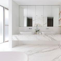 Modern Bathroom by Horizon Habitats