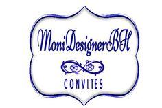 MoniDesignerBH Convites Artesanais - Convites - Belo Horizonte - Noiva & Festas