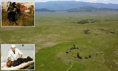 Scientists have found a Scythian grave in a remote region of Siberia that is one of the oldest and largest ever found. It could house a record-breaking hoard of weapons and gold treasures.