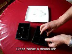 B01D4ELQ06  GreenTomatoMedia TopChefDeFrance - Lot de 2 moules à gros gl...