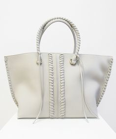 6f9ec83c8069 Lionel Handbags Light Gray Celeste Tote